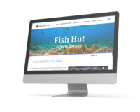 fishhut-web-design